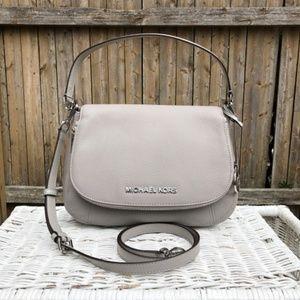 Michael Kors Bedford Medium Convertible Flap Bag